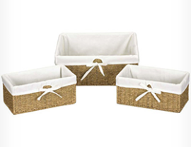 Seagrass Baskets | Travista Design