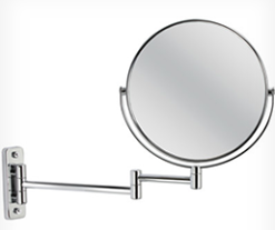 Cosmo Magnifying Wall Mirror | Travista Design